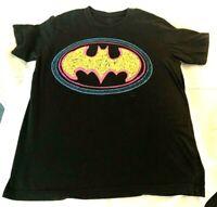 Batman Symbiotic DC Comics Licensed Adult T-Shirt