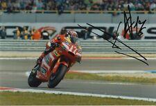 Alberto Moncayo Hand Signed 7x5 Photo - MotoGP Autograph 4.