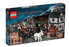 Lego Pirates of The Caribbean 4193 The London Escape