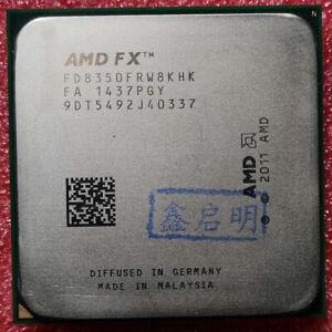 AMD FX8370 FX8350 FX8300 CPU Black Edition Socket AM3+ 8Core Processor US seller
