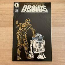 Star Wars Droids 1 Dark Horse 1994 R2-D2 C-3PO