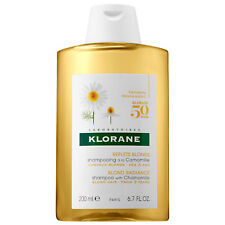2 x Klorane Shampoo With Chamomile For Blonde highligts  200ml