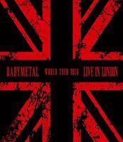 Live In London [Blu-ray] [Region Free] [NTSC] [DVD][Region 2]