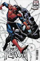 Venom Comic Issue 12 Limited Variant Modern Age First Print 2019 Cates Cassara