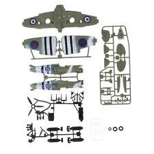 DIY 1/48 British Spitfire Interceptor Fighter Model Kit DIY Building Plastic