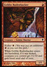 Goblin Bushwhacker foil   nm   Zendikar   Magic mtg