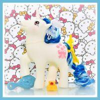 ❤️My Little Pony MLP Vtg G1 Style HQG1C TRUE BLUE Date Night Unicorn Custom❤️