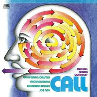 MICHAEL QUARTETT NAURA - CALL   VINYL LP NEU