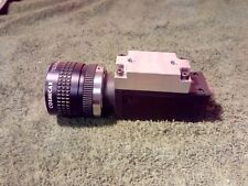 Progressive Sony xc-55 Camera & COSMICAR 12,5 mm 1:1 .8 TV-LENS