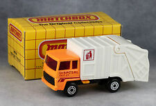 Matchbox MB 36 Refuse Truck China Casting New in Box 1993
