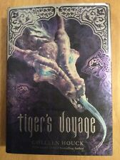 Tiger's Voyage Colleen Houck - SIGNED & Official Embossed Seal + Pic