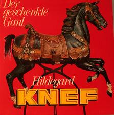 """HILDEGARD KNEF - DER GESCHENKTE GAUL    7""""  SINGLE (F1223)"""
