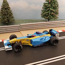 """Scalextric C2781 Renault F1 2007 #4 """"RARE"""""""