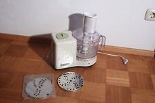 Braun 4243 Küchenmaschine Hacker Zerkleinerer Mixer mit Zubehör