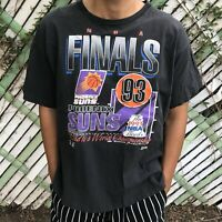 Vintage 1993 Phoenix Suns NBA Finals T shirt NBA Basketball Team Champ 2021 Tee