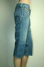 Diesel Jeans Kono crop low rise medium wash tag size 28
