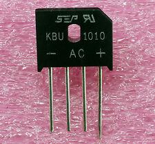 SEP KBU1010 10A 1000V bridge rectifier flat bridge