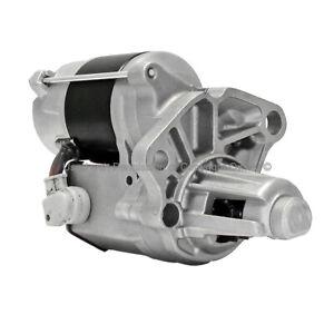 Starter Motor-New Quality-Built 17466N