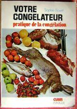 Pratique De La Congelation Sophie bouet editions fleurus
