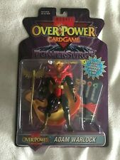 Marvel Overpower Power Surge ADAM WARLOCK figure (Toy Biz, 1996)