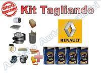 KIT TAGLIANDO RENAULT SCENIC III 1.5 DCI 04/09 -> OLIO ELF 5W30 MSX + FILTRI