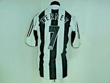 Newcastle United Home football shirt 2005 - 2007 Tierney 7 Size Medium