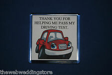 Driving instructor thank you gift - Passed your test - Fun Gift - Driving test