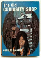 The Old Curiosity Shop Charles Dickens Bancroft Books 1974 Hardcover