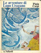 CARPI Pinin, Le avventure di Lupo Uragano
