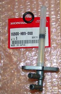 OEM HONDA FUEL FILTER ASSEMBLY/PETCOCK VALVE TRX90 TRX250 w/Mounting Gasket