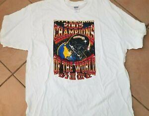 Pittsburgh Steelers 2006 Super Bowl XL Champions T-Shirt