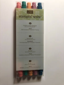 Stampin' Up 2016-2018 In-Color Markers