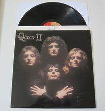 Queen : FACTORY SAMPLE Queen II Album Vinyl LP GIVEN BY ROGER TAYLOR