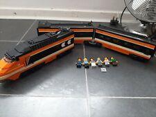 Lego 10233 Horizon Express Train Creator 6 Figures