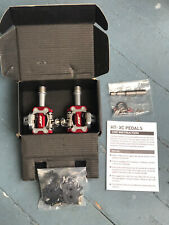 HT M1 Leopard mountain bike clipless pedals, Used For Display Only, Perfect!