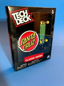 Tech Deck Classic Series Santa Cruz Skateboard Jessee SunGod