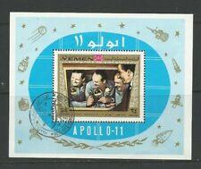 Yemen 1969 Apollo 11 S/S canc (2)
