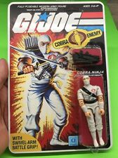 Gi Joe Cobra 1984 Storm Shadow Figure Read Full Discription Lot C