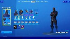 Fortnite Profile with Renegade Raider / Skull Trooper / Ghoul Trooper + V-bucks