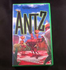 Dreamworkz - Antz - VHS Video Cassette