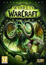 WoW World of Warcraft: Legion Expansion Set Standard Edition for PC DVD / Mac