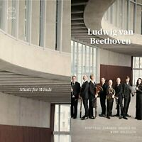 Scottish Chamber Orchestra Wind Soloists - Beethoven Music for Winds [CD]