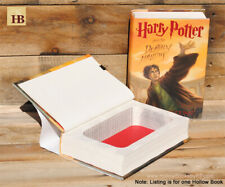 Hollow Book Safe - Harry Potter and the Deathly Hallows - Book Safe