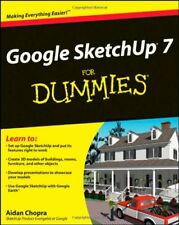 Google SketchUp 7 For Dummies-Aidan Chopra