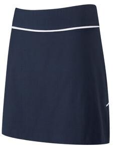 Ping Ladies Alia Golf Skort Navy White Size 16