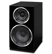 WHARFEDALE DIAMOND 210 BOOKSHELF BLACK PAIR