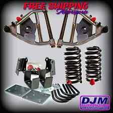 "DJM Suspension 5-5"" Drop Kit Chevy C10 68-72 Lowering Drop Drum C-Arms Flip Kit"