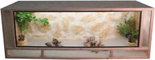 OSB bois terrarium-Front de massives fichtenhholzrahmen - 120x60x60cm