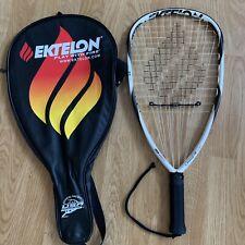 New listing Ektelon O3 White 170 ESP Racquetball Racquet-SSR 3800 Power Level Grip LG