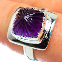 Amethyst 925 Sterling Silver Ring Size 8.75 Ana Co Jewelry R48823F